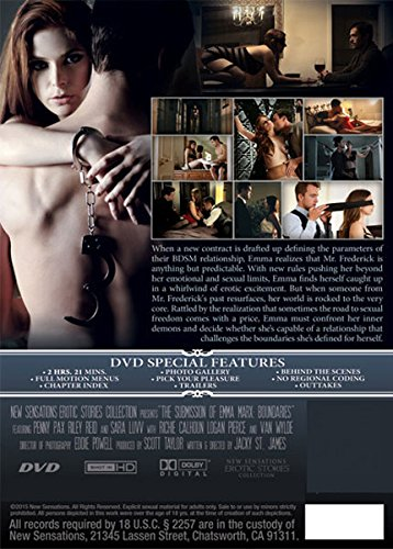 The submission of emma marx dvd