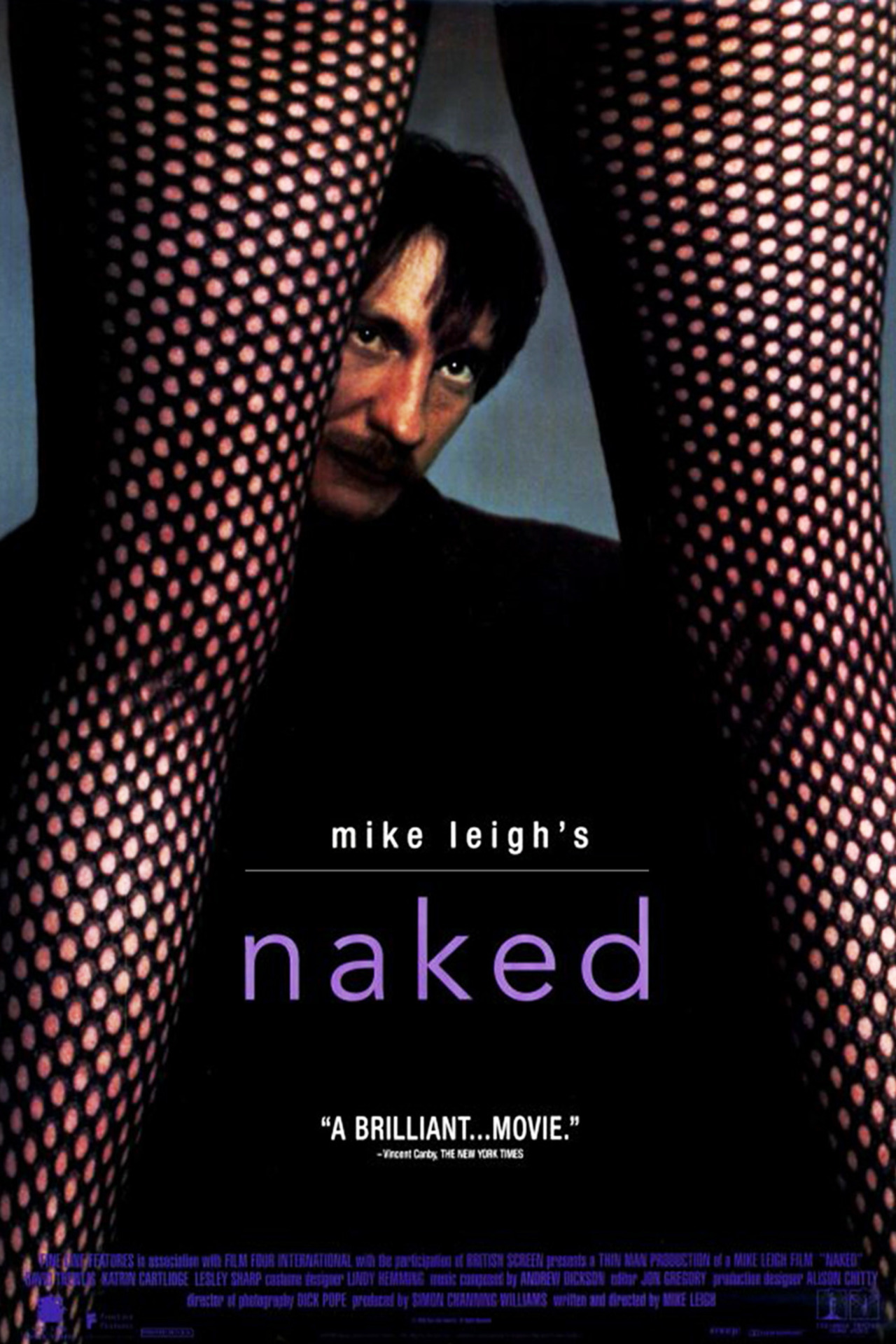 Movie called her nude