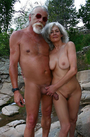 Sexy mature couples naked