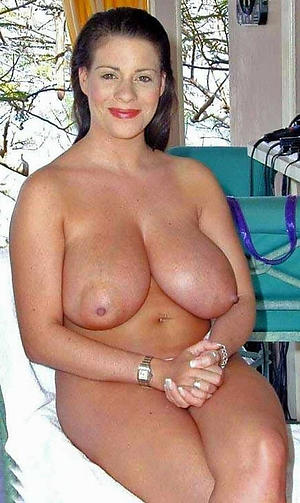 Enormous titty naked women
