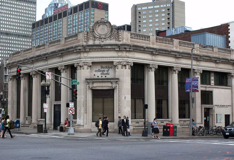Contemporary music colleges in new york
